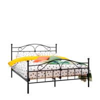 Beddenreus bed Quincy  (160x200 cm), Zwart