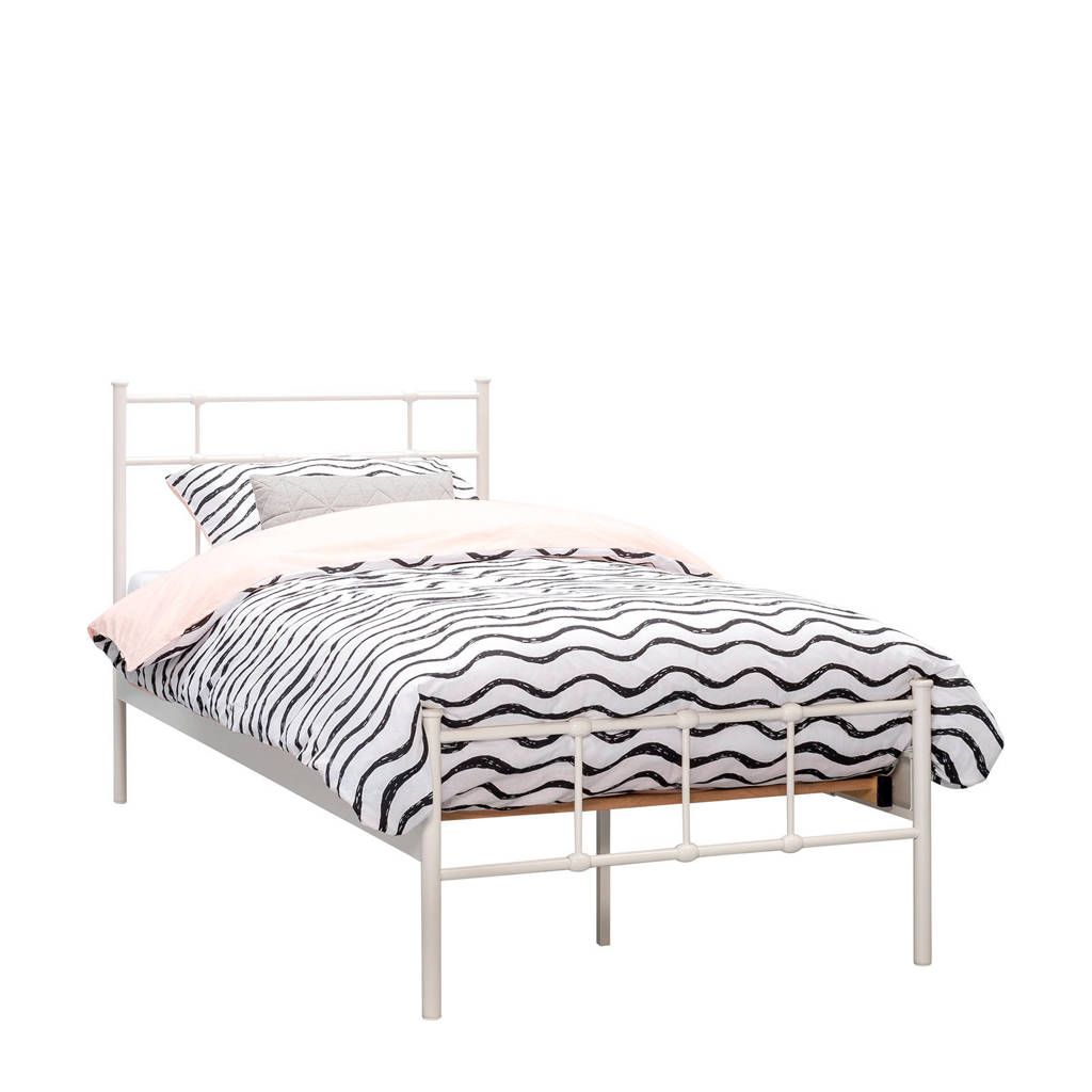 Beddenreus bed Xam  (90x200 cm), Wit