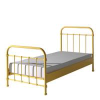 Beddenreus bed New York  (90x200 cm), Geel