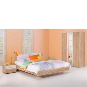 complete slaapkamer Oaklyn  (140x200 cm)