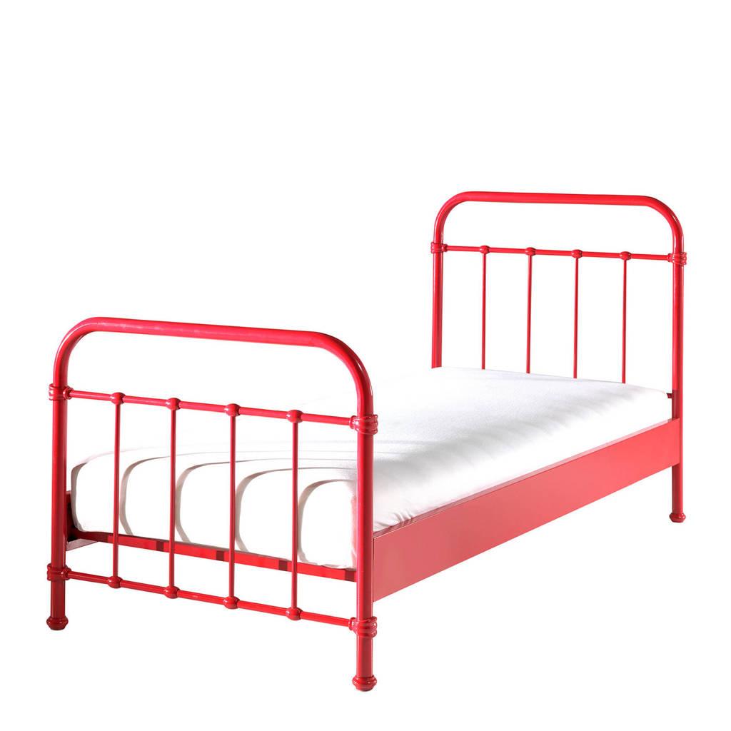 Beddenreus bed New York  (90x200 cm), Rood