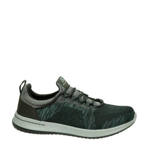 Skechers sneakers zwart/grijs