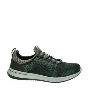 sneakers zwart/grijs