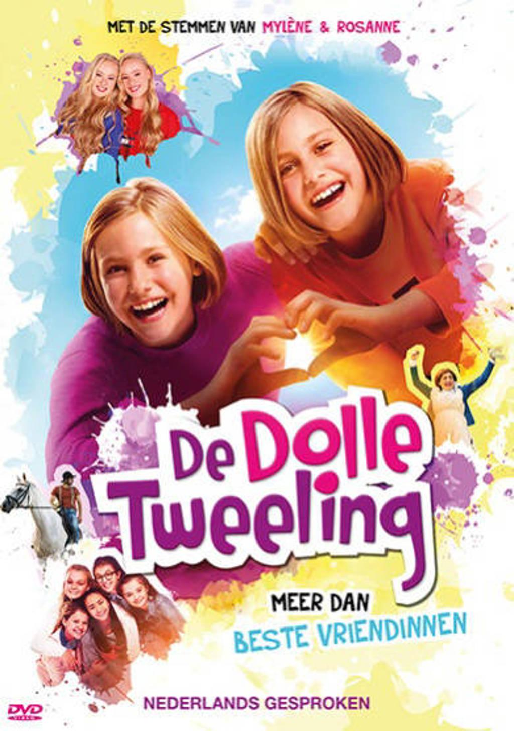Dolle tweeling - Meer dan beste vriendinnen (DVD)