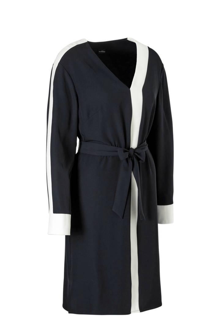 blauw Shop ceintuur A met YSS jurk C YEfqwW4