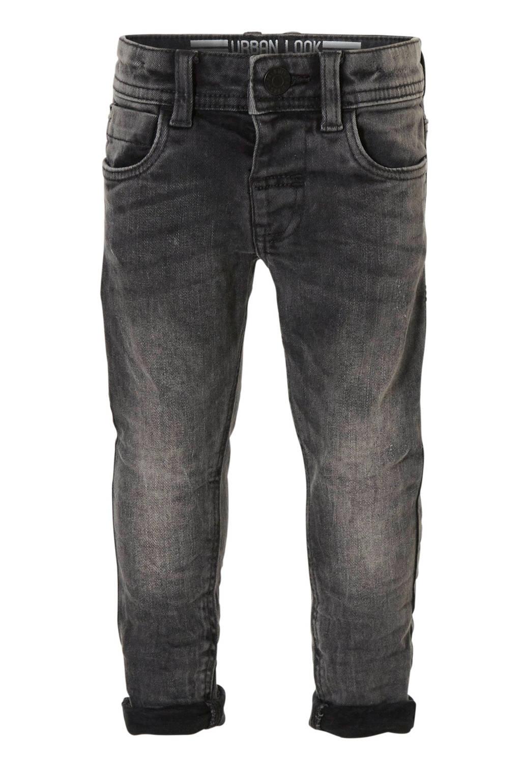 C&A Palomino super skinny jeans grijs, Grijs