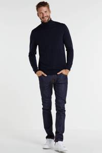 Nudie Jeans slim fit jeans Thin Finn dry ecru embo, Dry Ecru Embo