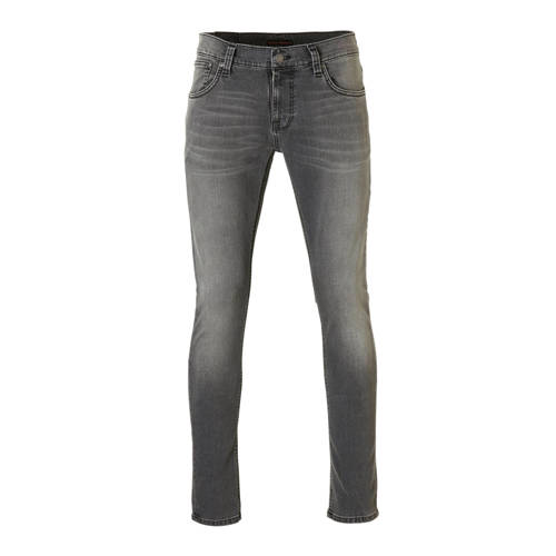 Nudie Jeans skinny jeans Thight Terry mid grey