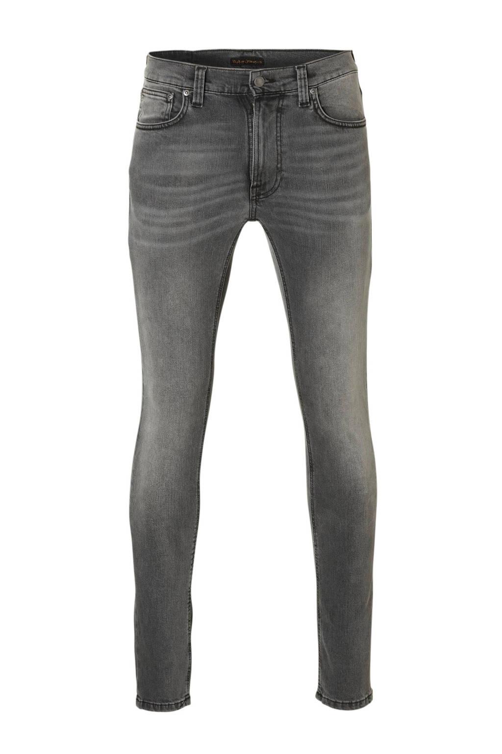 Nudie Jeans  regular jeans Lean Dean, Grey denim