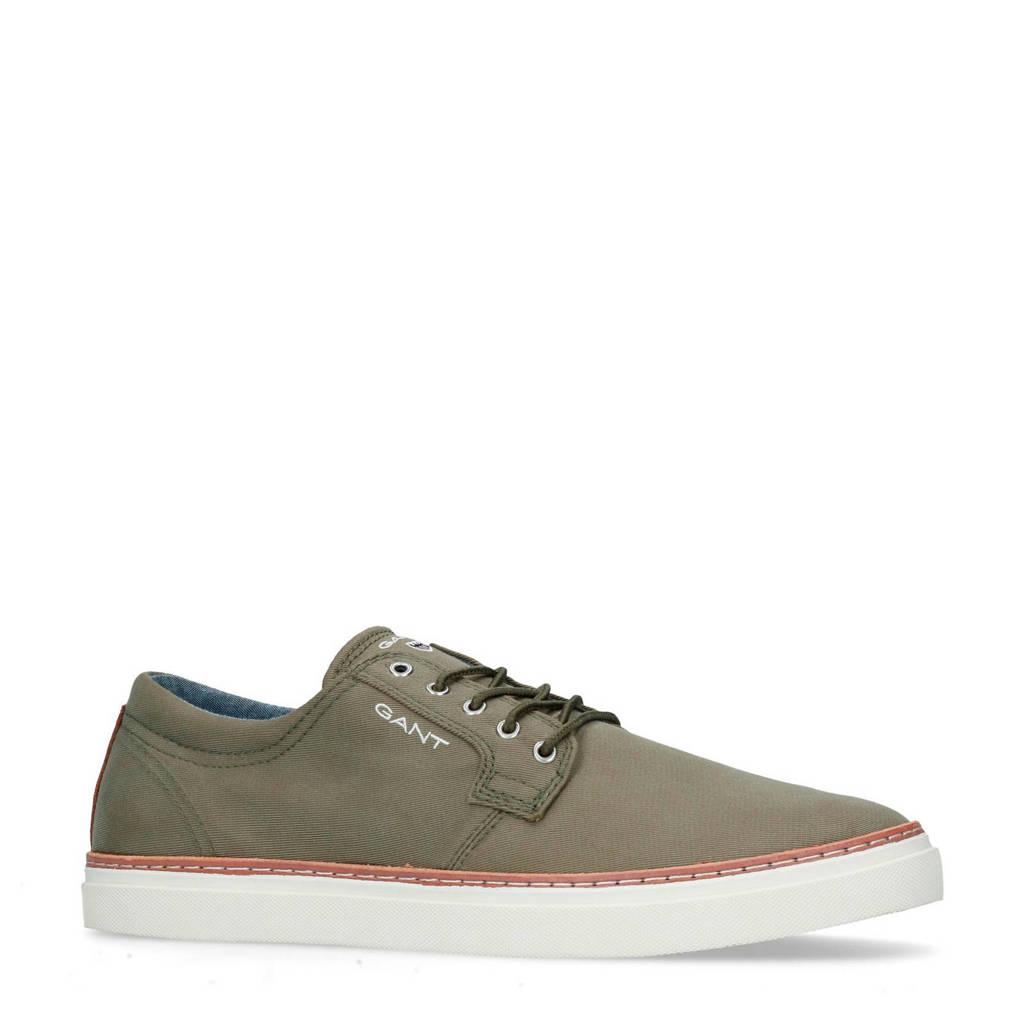GANT  sneakers groen, Groen