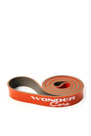 Weerstandsband - Pull Up Band - 3,2 cm - Oranje/grijs