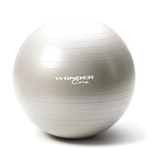 Anti-Burst Gym Ball - 65 cm - Lichtgrijs