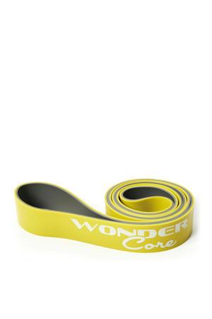 Pull Up Band - 4,4 cm - Groen/Grijs