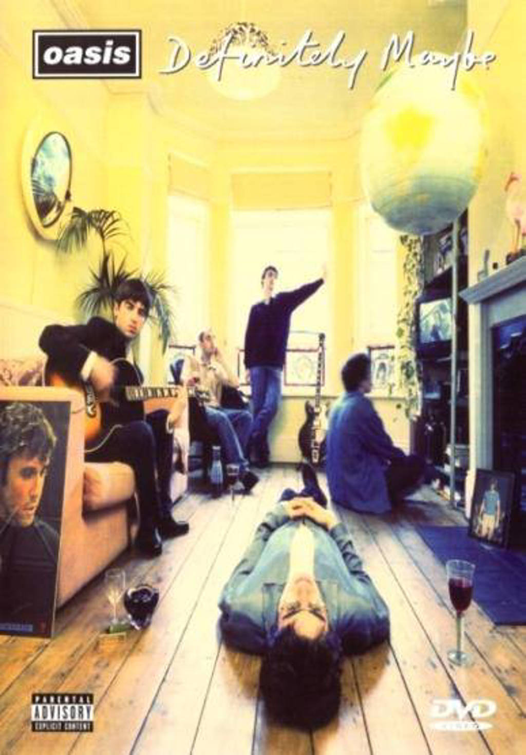 Oasis - Definitely Maybe (DVD)
