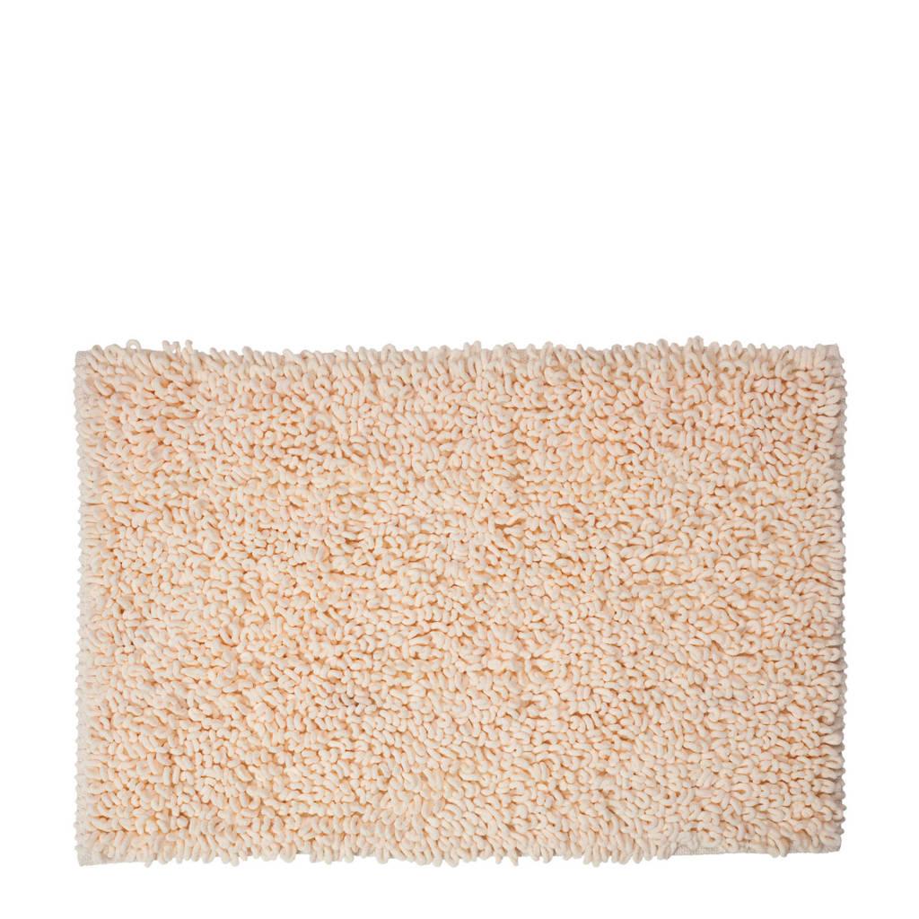 Sealskin Twist badmat (60x90 cm), Ivoor