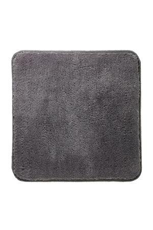 Angora badmat 60x60 grijs