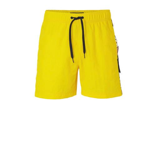 Tommy Hilfiger zwemshort geel kopen