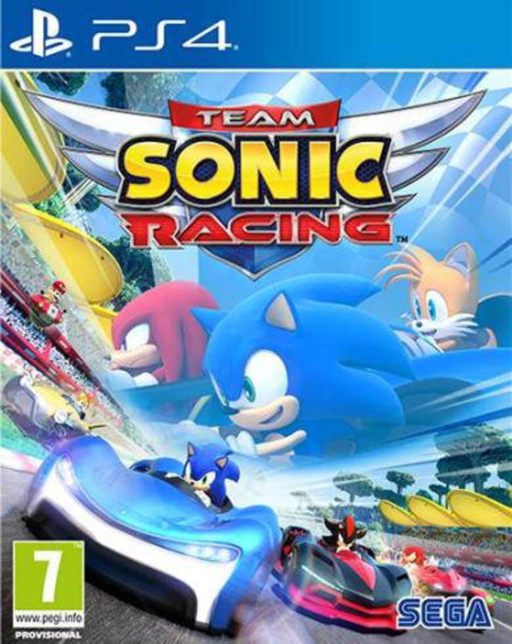 Team Sonic racing (PlayStation 4)