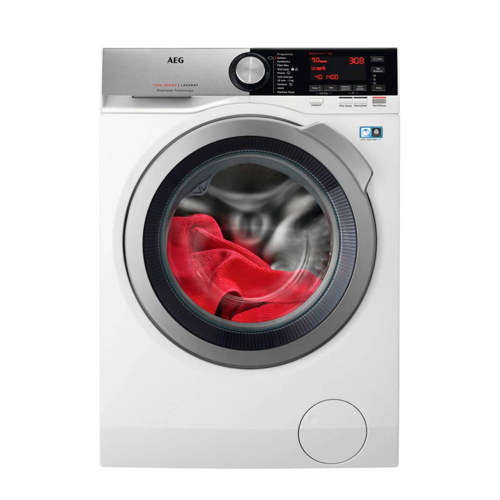 AEG L7FE96CS wasmachine