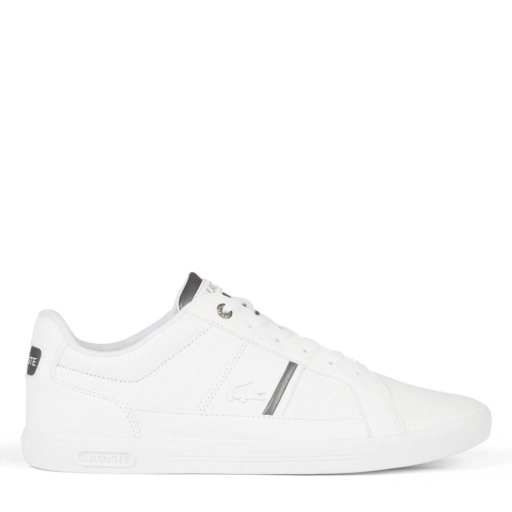 Lacoste Europa 417 sneakers wit, Wit
