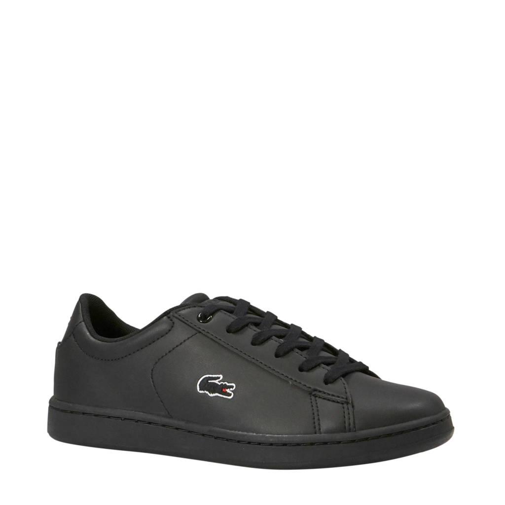 Lacoste Carnaby Evo BL 2 sneakers zwart, Zwart