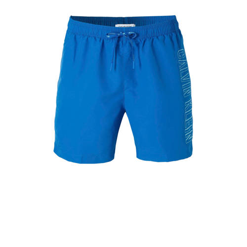 Calvin Klein Underwear zwemshort blauw kopen