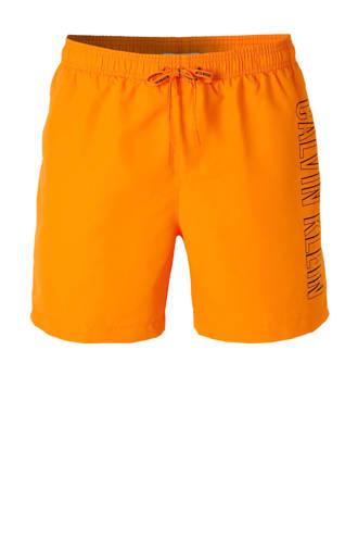 Underwear zwemshort oranje
