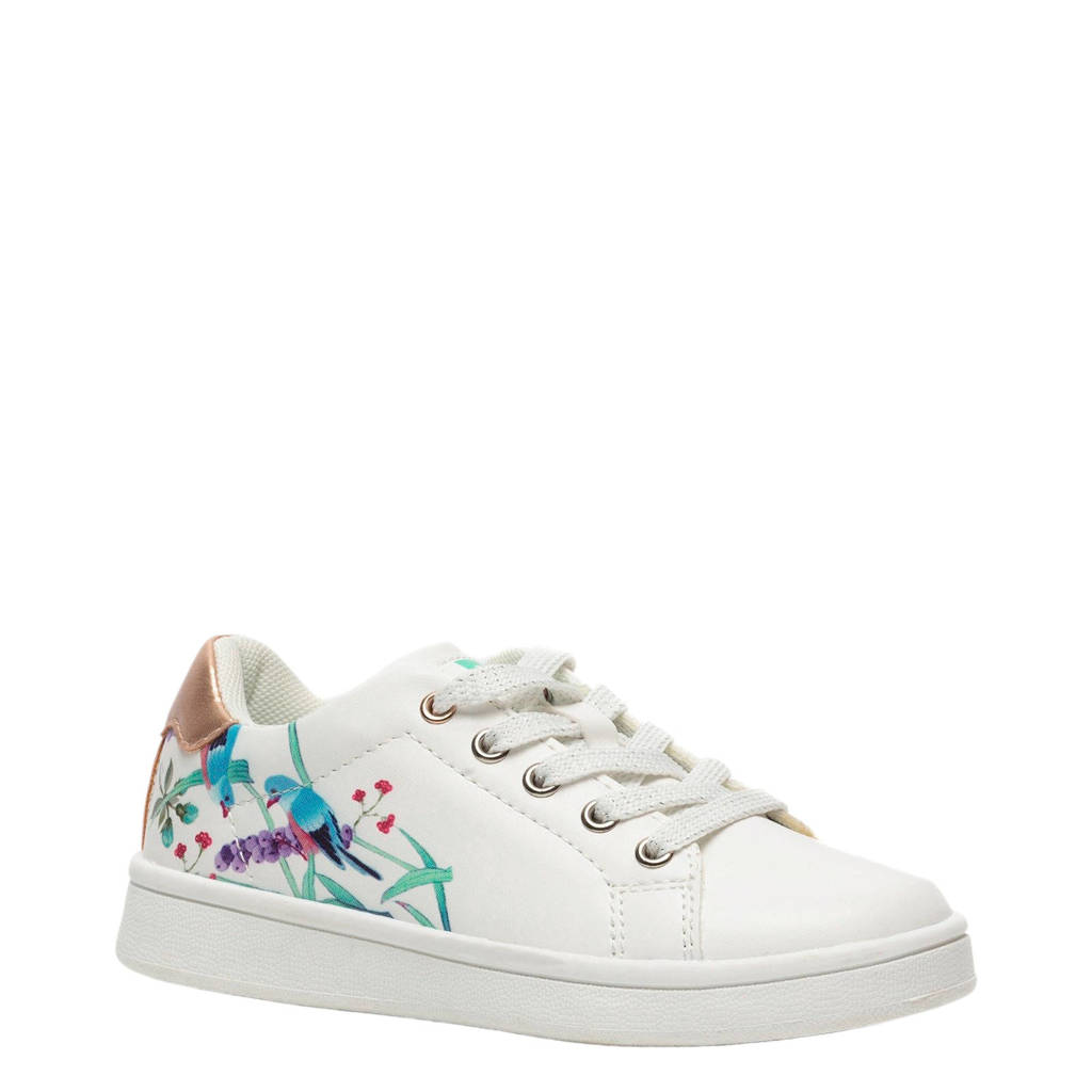 Scapino Blue Box   sneakers wit, Wit