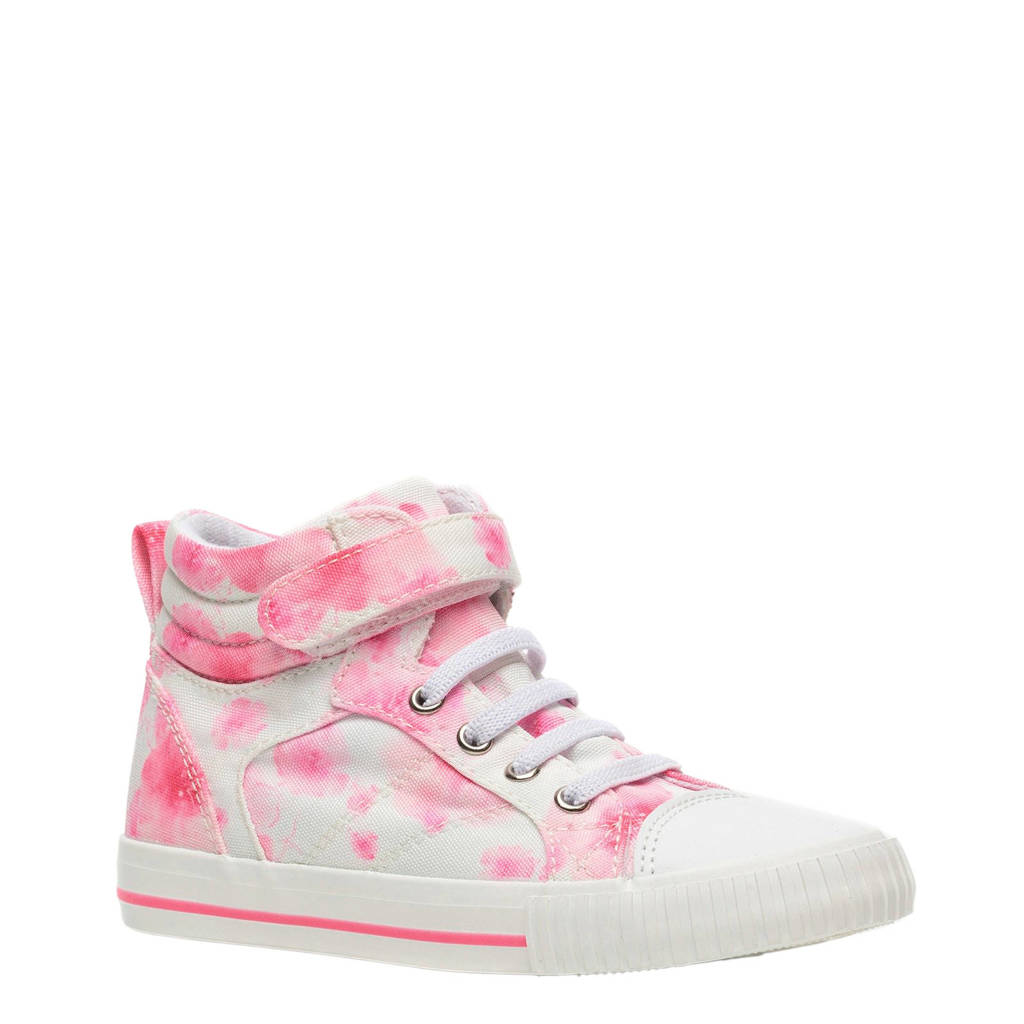Scapino Blue Box   sneakers roze/wit, Roze/wit
