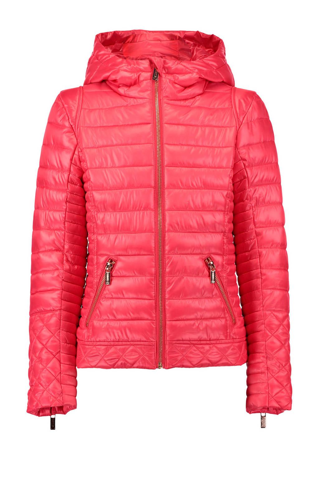 CoolCat zomerjas roze, Roze