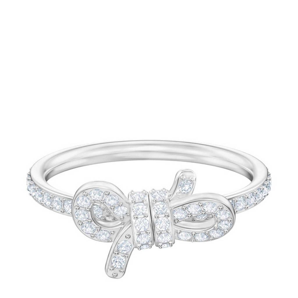 Swarovski ring 5457269, Zilverkleurig