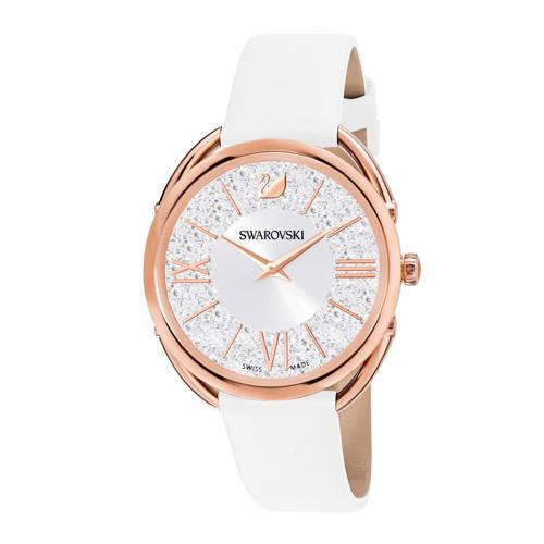 Swarovski 5452459 Horloge Crystalline Glam rosekleurig-wit