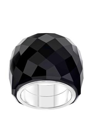 ring Nirvana 5410336 zwart/zilver