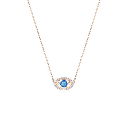 Swarovski ketting Lucky Evil Eye 5448611