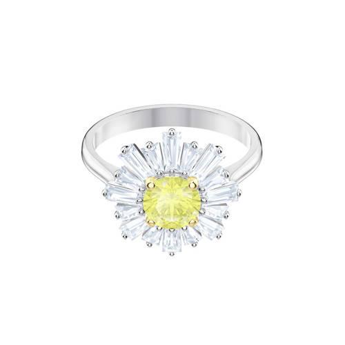 Swarovski ring Sunshine 5472481