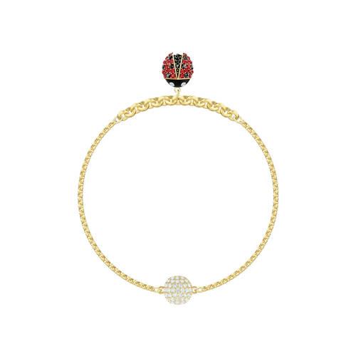 Swarovski armband 5466832 goudkleurig kopen
