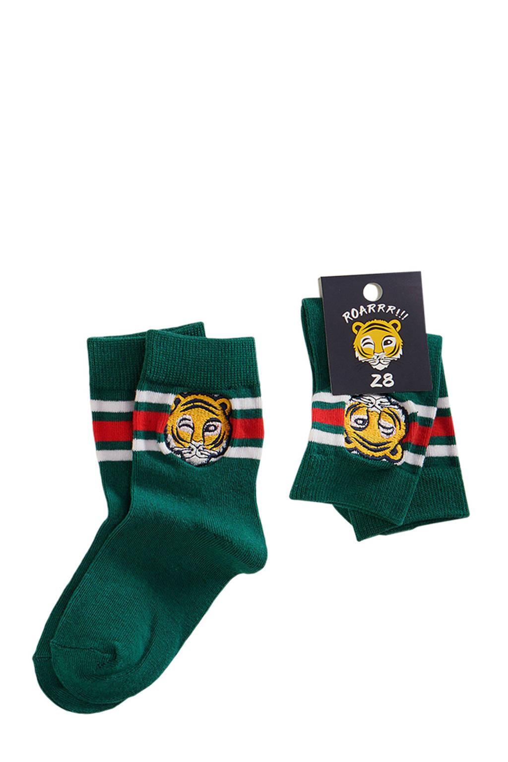 Z8 sokken, Groen