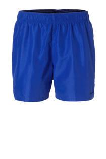 Nike zwemshort met zakken blauw