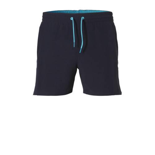 Nike zwemshort donkerblauw