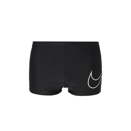 Nike zwemboxer zwart