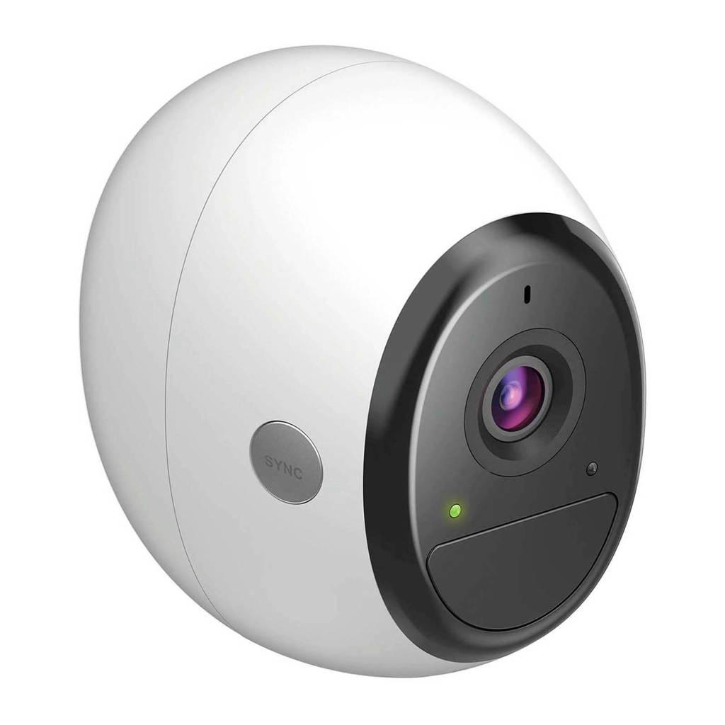 D-Link DCS-2800LH-EU beveiligingscamera, Zwart, wit