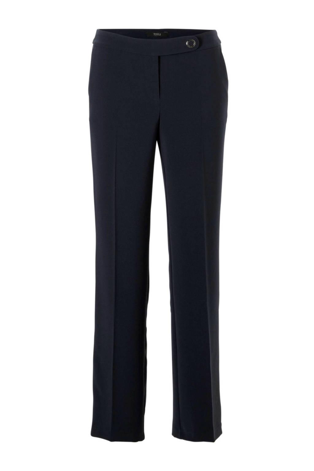 C&A Yessica pantalon blauw, Blauw
