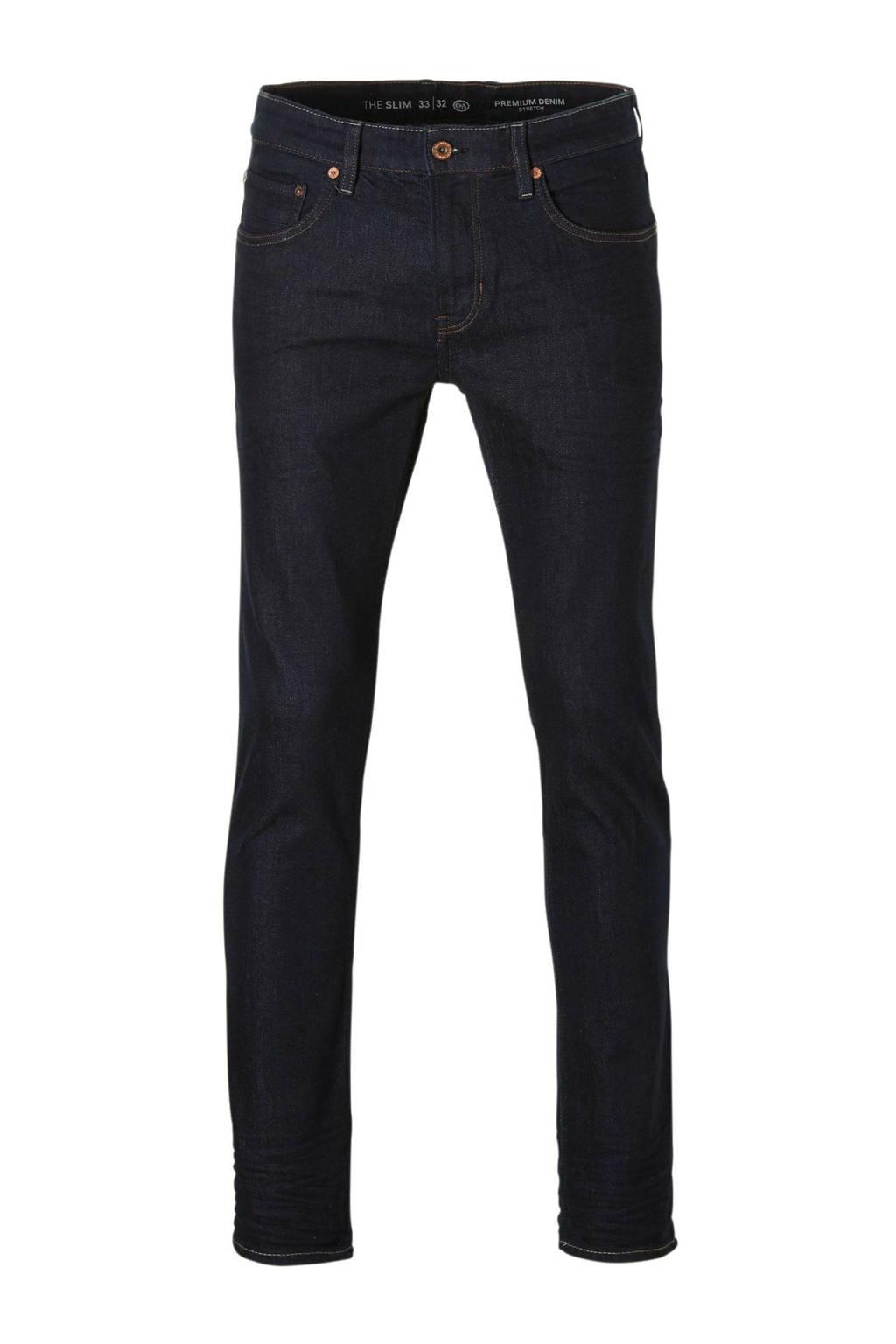 C&A The Denim slim fit jeans, Dark denim