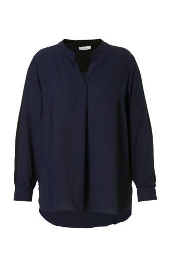 XL Yessica blouse blauw