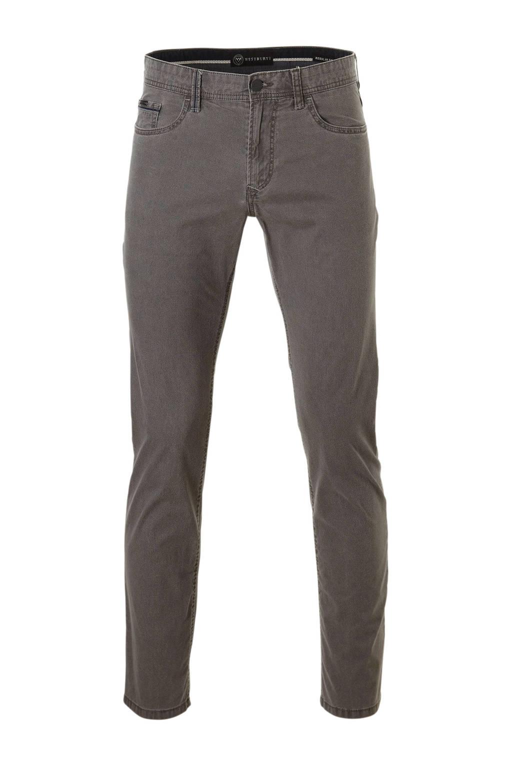 C&A Westbury regular fit jeans, Grijs