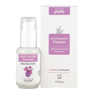 Moisturizing Flower gezichtscrème - 30 ml