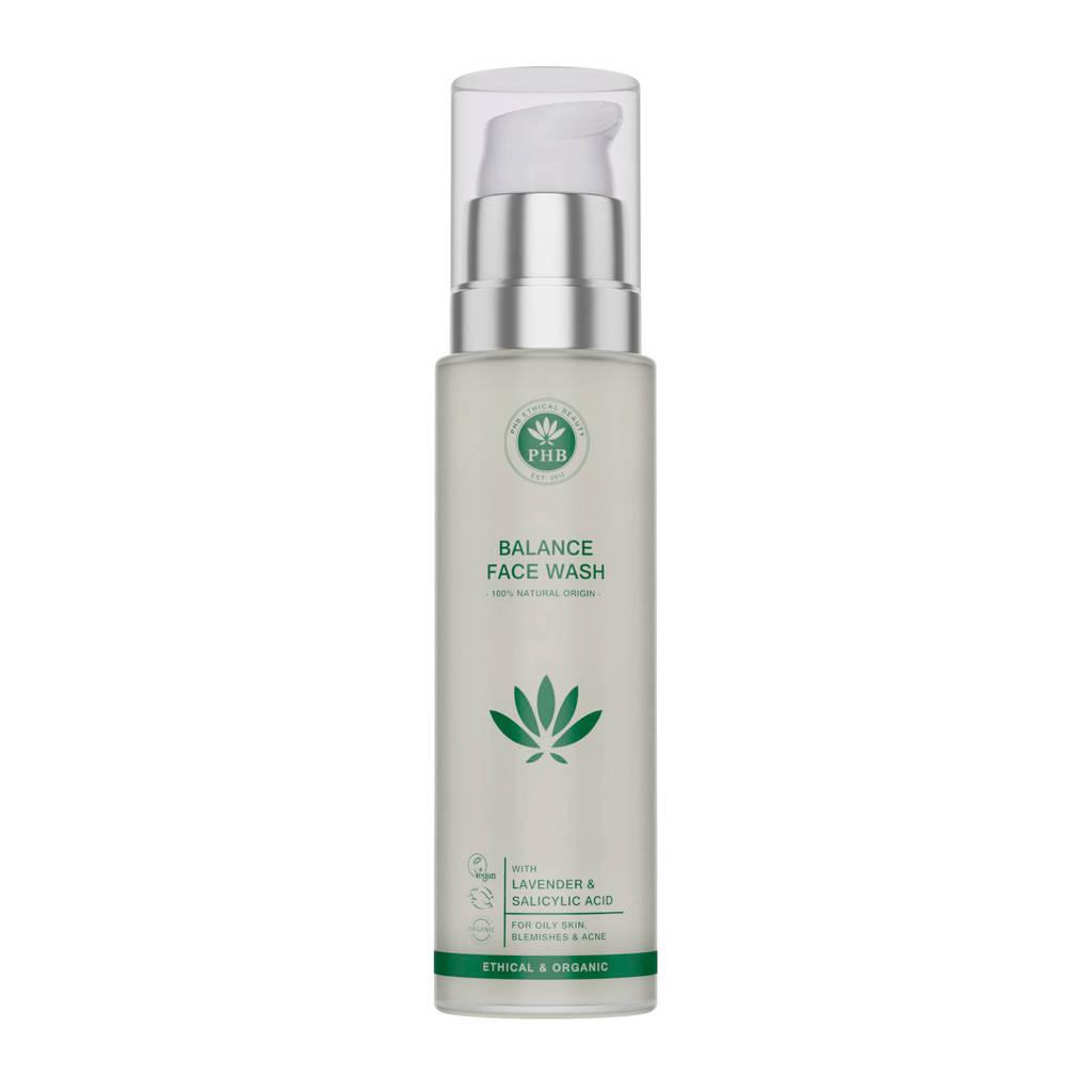PHB Ethical Beauty Balance face wash - 100 ml