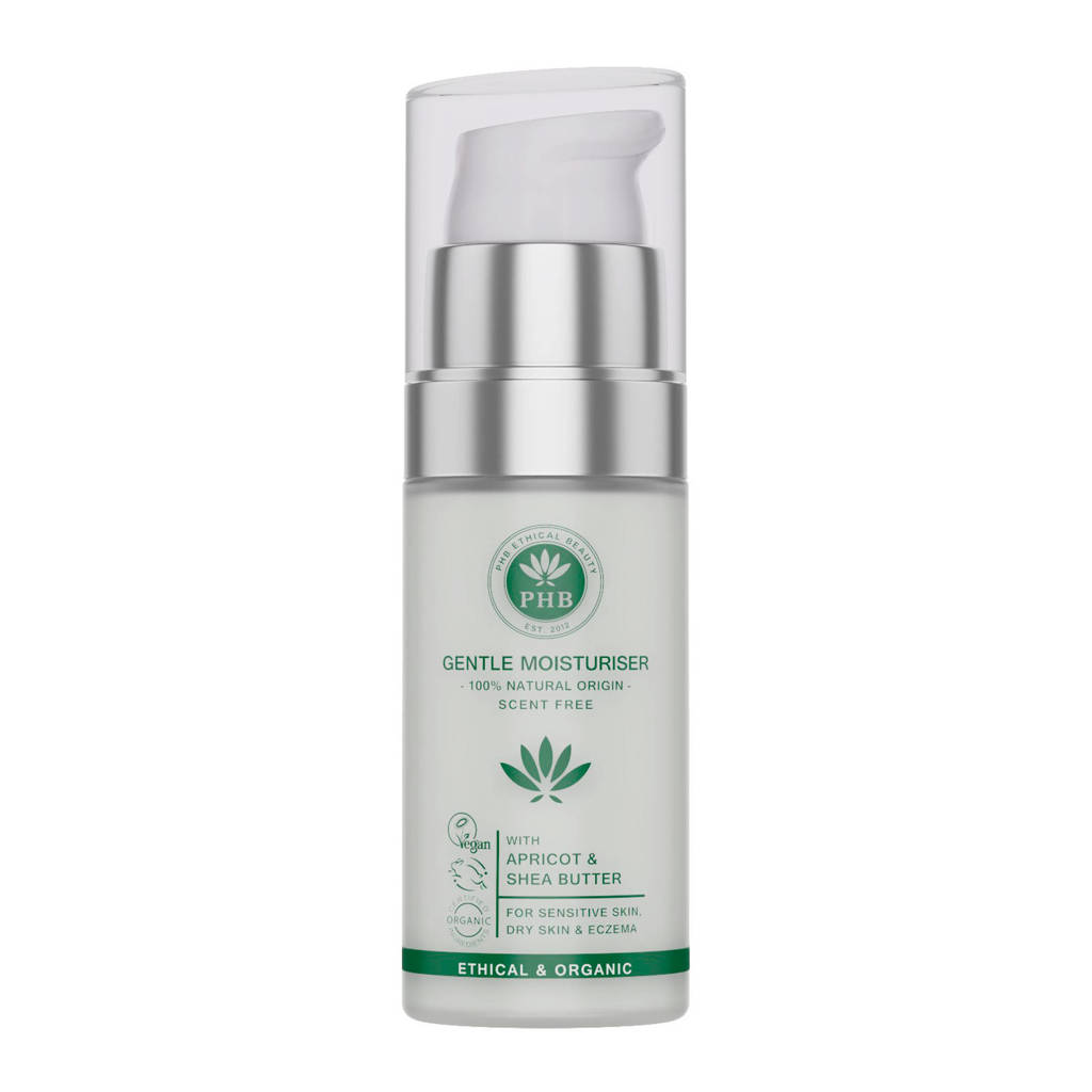 PHB Ethical Beauty Gentle Moisturiser gezichtscrème - 30 ml