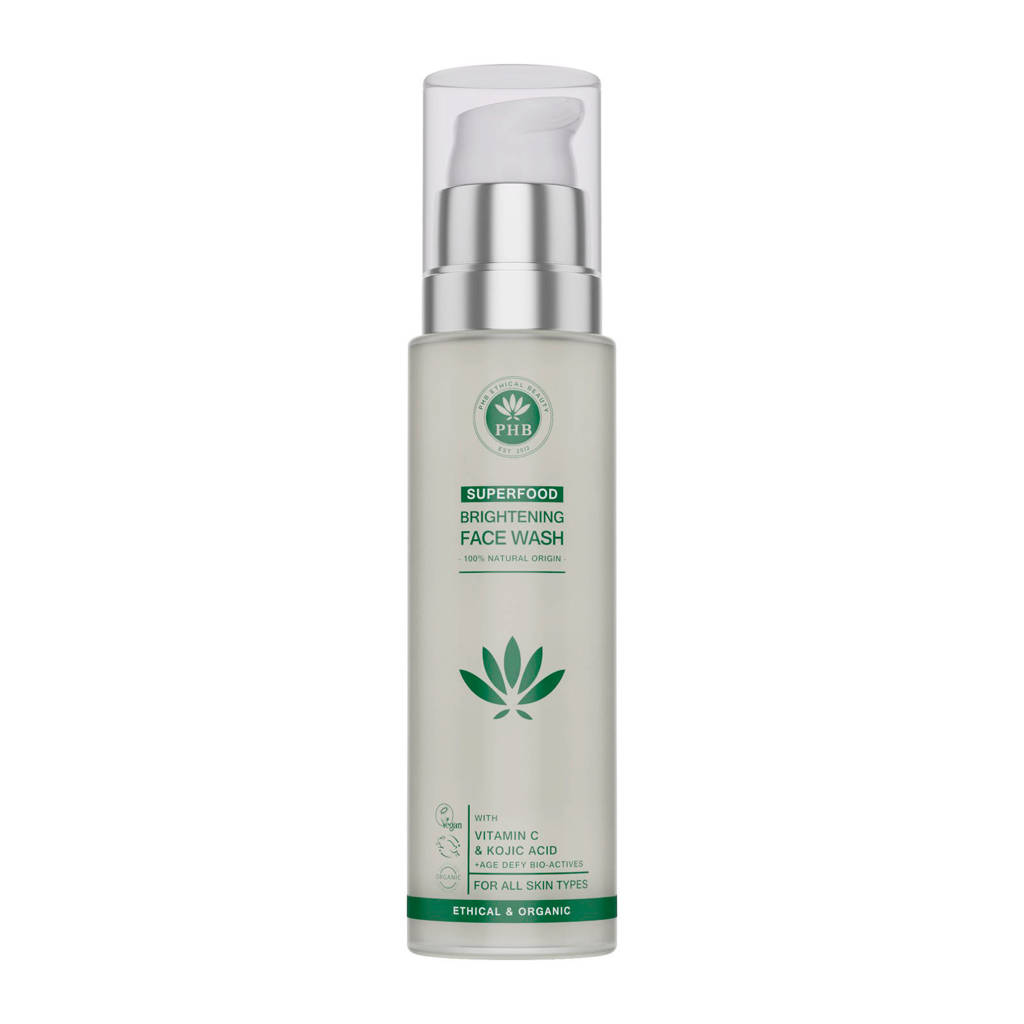 PHB Ethical Beauty Superfood face wash - 100 ml