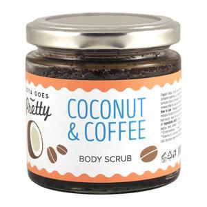 Coconut & Coffee bodyscrub - 200 gr